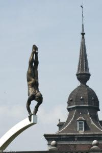 Statue Gymnastique