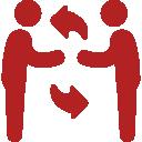 men-exchanging-symbol